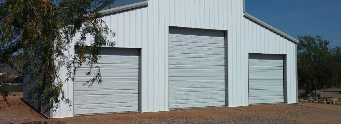Commercial Garage Door- Goodyear AZ