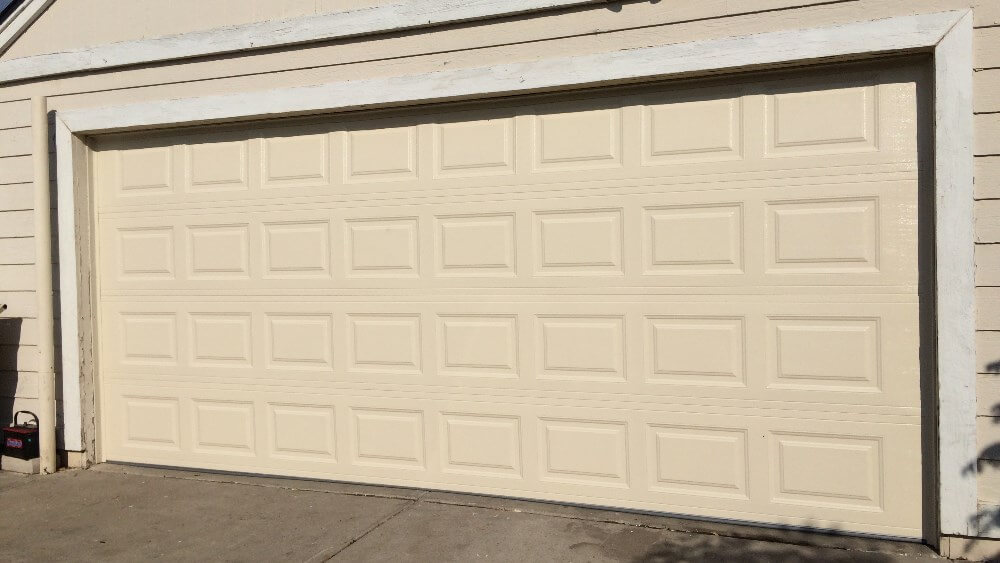 Residential Garage Door