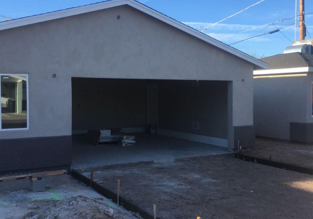 Custom Garage Door Installation - Arizona
