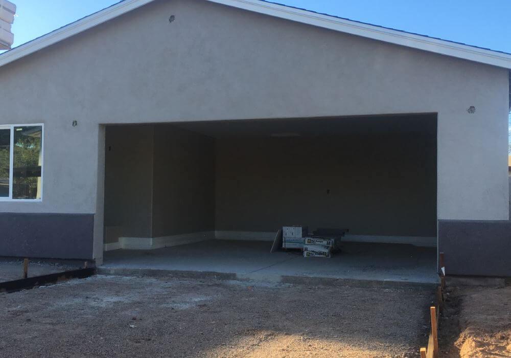 Custom Garage Door Installation - Goodyear Arizona
