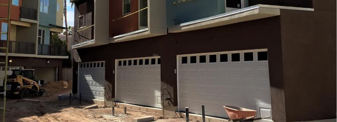 Elegant New Development Projects. Garage Door Spring Repair