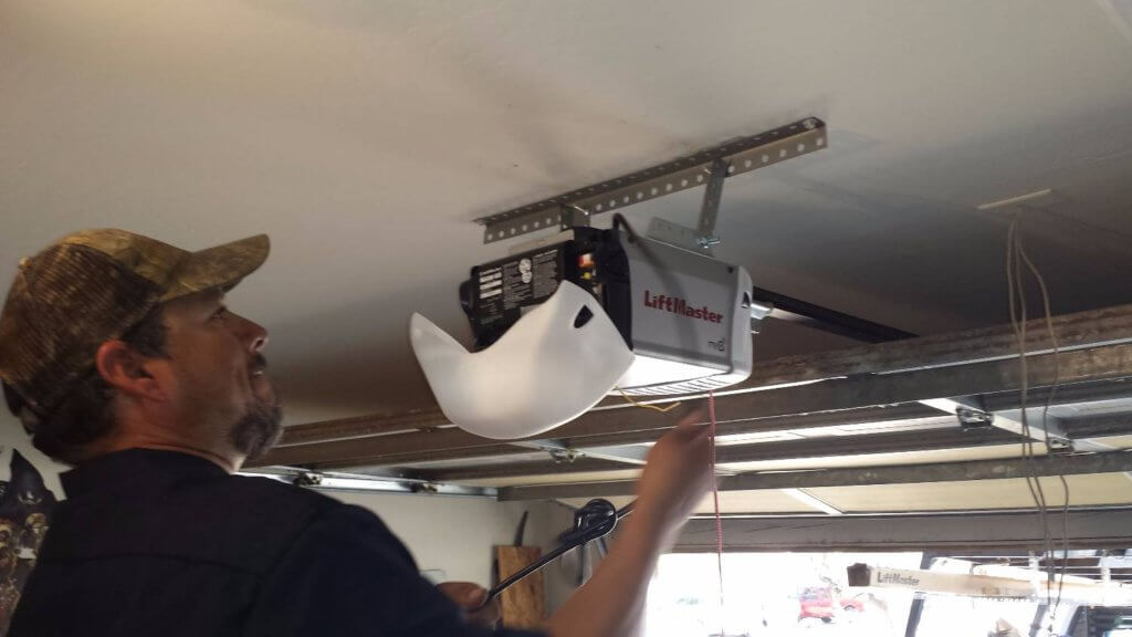 Garage Door Opener Repair by F&J's 24 Hour Garage Door Service