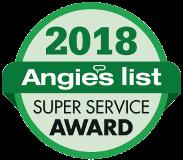 2018 AngiesList Super Service Award