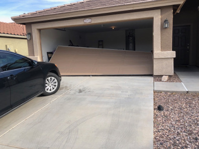 Garage Door Repair by FnJs Garage Door Service AZ
