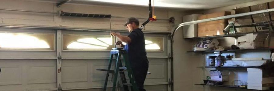 Garage Door Spring Replacement by FnJs 24 Hour Garage Door Service